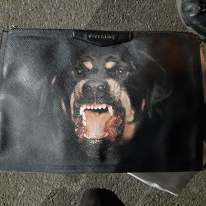 A givenchy rottweiler bill bag